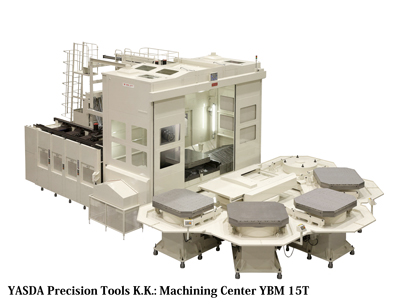 Machining Center YBM 15T