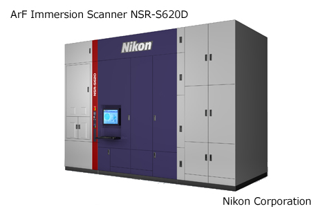 ArF Immersion Scanner NSR-S620D